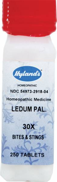 Hylands - Hylands Ledum Palustre 30X 250 tab