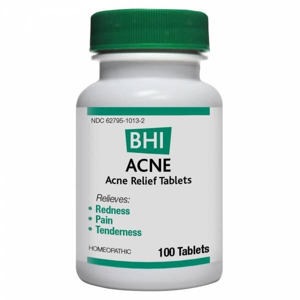 Heel/Bhi - Heel/Bhi Acne 100 tab