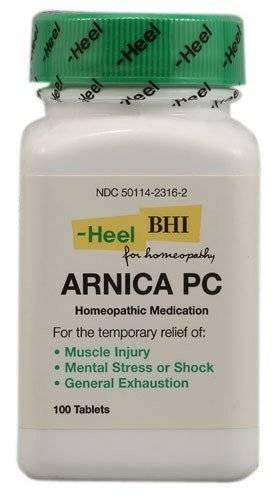 Heel/Bhi - Heel/Bhi Arnica + 100 tab