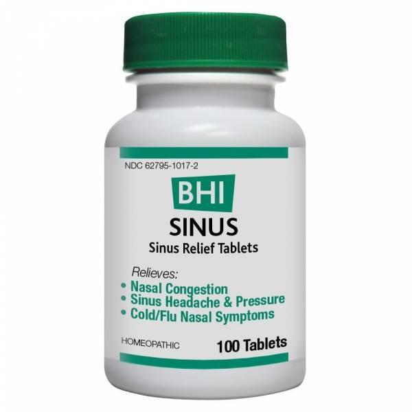 Heel/Bhi - Heel/Bhi Sinus 100 tab