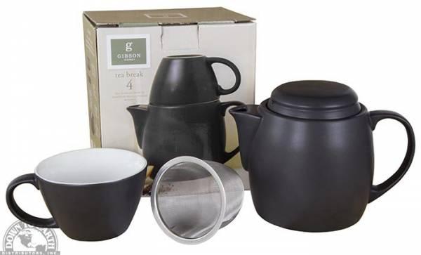 """Down To Earth - """"Tea Break"""" Tea Pot Set"""