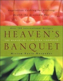 Miriam Kasin Hospodar - Heaven's Banquet - Miriam Kasin Hospodar