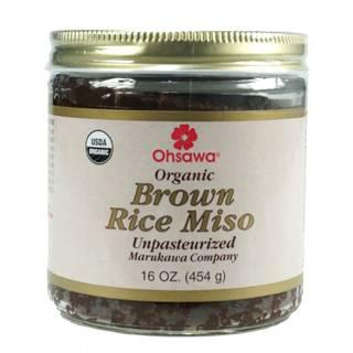 Ohsawa - Ohsawa Marukawa Organic 2 Year Brown Rice Miso 1 lb
