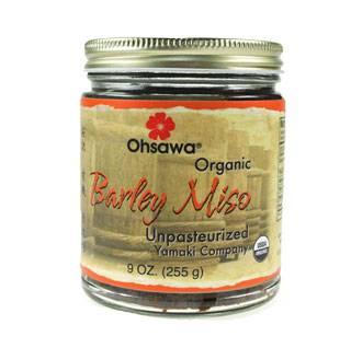 Ohsawa - Ohsawa Yamaki Organic 2 Year Barley Miso 1 lb
