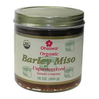 Ohsawa - Ohsawa Yamaki Organic 2 Year Barley Miso 35.2 lb