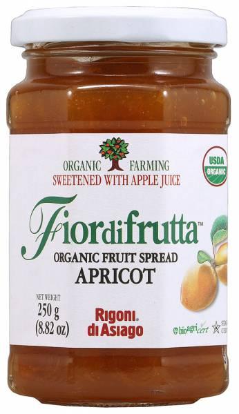 Rigoni Di Asagio - Rigoni Di Asagio Organic Apricot Spread 8.82 oz