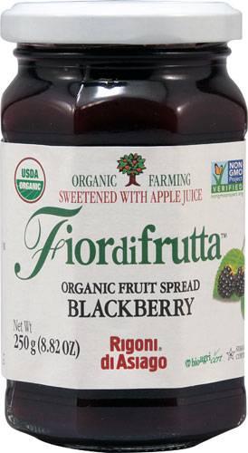 Rigoni Di Asagio - Rigoni Di Asagio Organic Blackberry Spread 8.82 oz
