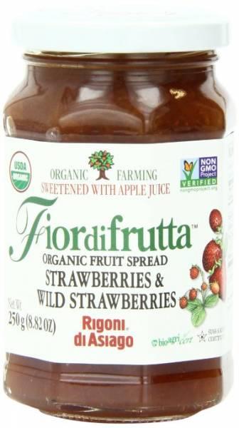 Rigoni Di Asagio - Rigoni Di Asagio Organic Strawberry Spread 8.82 oz