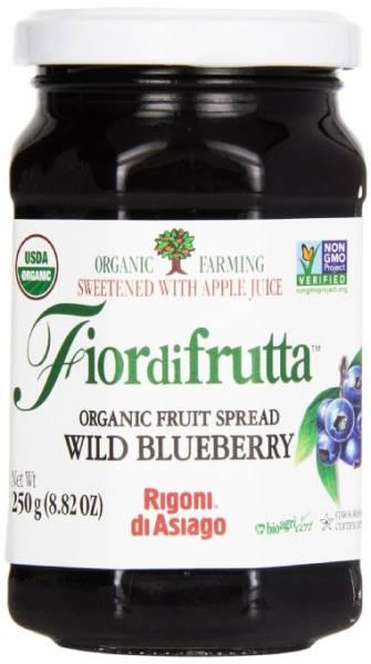 Rigoni Di Asagio - Rigoni Di Asagio Organic Wild Blueberry Spread 8.82 oz