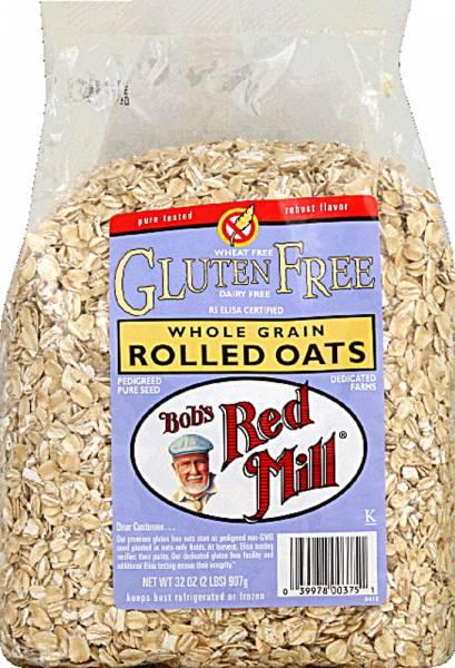 Bob's Red Mill - Bob's Red Mill Gluten Free Regular Rolled Oats 32 oz