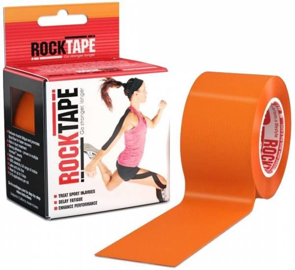 """RockTape - RockTape Kinesiology Tape for Athletes Orange 2"""""""