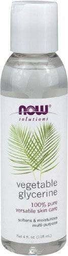 Now Foods - Now Foods Vegetable Glycerine 4 fl oz