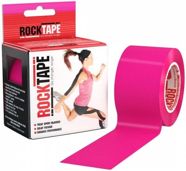 """RockTape - RockTape Kinesiology Tape for Athletes Pink 2"""""""