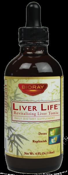 Bioray Therapeutics - Bioray Therapeutics Liver Life 4 oz