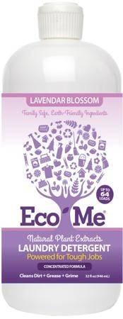 Eco Me - Eco Me Laundry Detergent Lavender Blossom 32 oz
