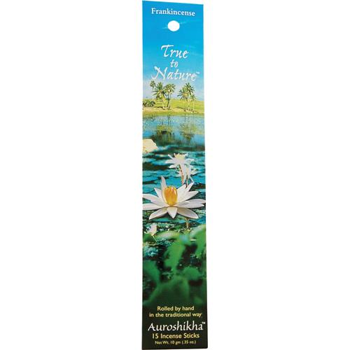 Auroshikha Candles & Incense - Auroshikha Candles & Incense Incense Frankincense (Peace Maddipal) 10 gm