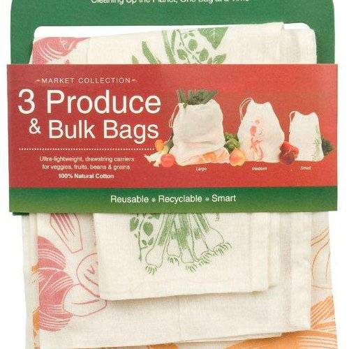 Eco-Bags Products - Eco-Bags Products Bulk Sack Produce Bag Market Collection Set
