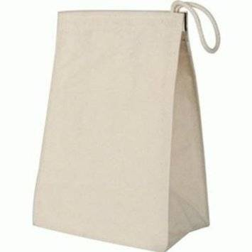 Eco-Bags Products - Eco-Bags Products Lunch Bag 7x10.5 Organic Cotton