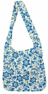 Eco-Bags Products - Eco-Bags Products Sami Floral Print Blue