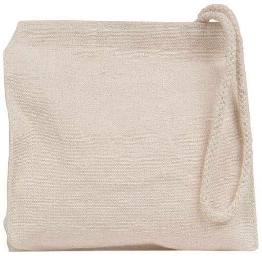 Eco-Bags Products - Eco-Bags Products Snack Bag 6x6 Natural Cotton