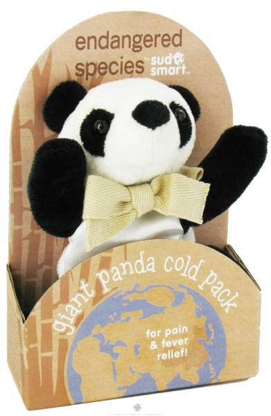 Health Science Labs - Endangered Species Giant Panda Cold Pack