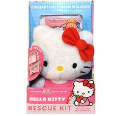 Health Science Labs - Hello Kitty Cold Pack