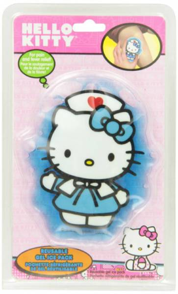 Health Science Labs - Hello Kitty Gel Ice Pack