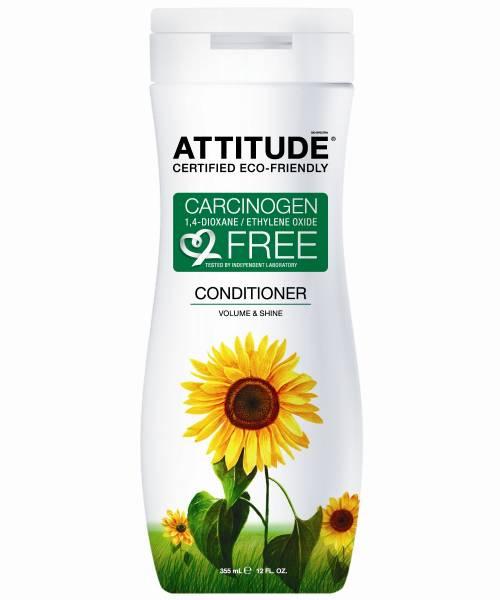 Attitude - Attitude Conditioner Volume & Shine 12 oz