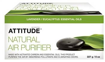 Attitude - Attitude Natural Air Purifier Lavender Eucalyptus 8 oz