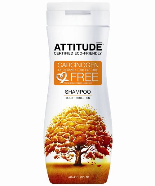 Attitude - Attitude Shampoo Color Protection 12 oz