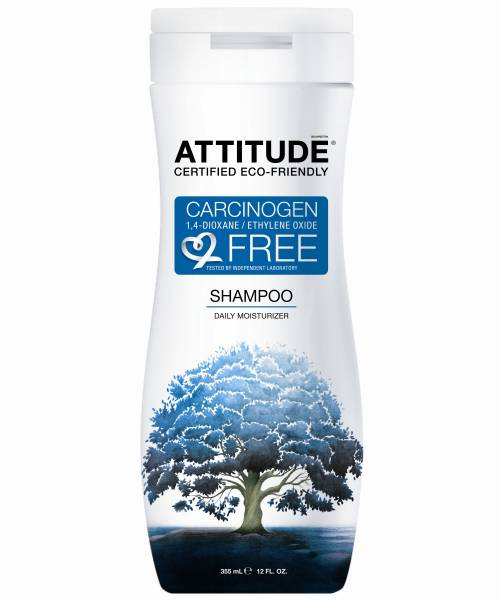 Attitude - Attitude Shampoo Daily Moisturizer 12 oz