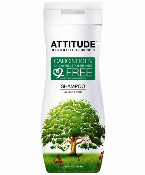 Attitude - Attitude Shampoo Volume & Shine 12 oz
