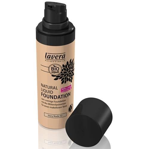 Lavera - Lavera Natural Liquid Foundation 30 ml - Ivory Nude
