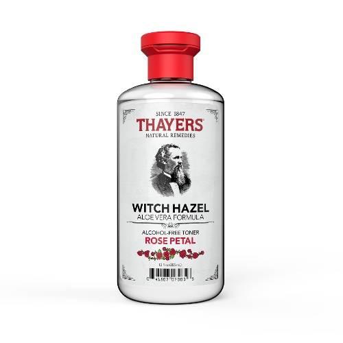 Thayers - Thayers Witch Hazel Alcohol-Free Rose w/Aloe Vera 11.5 oz