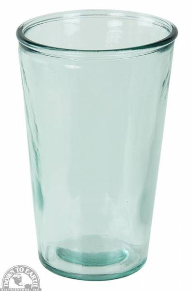 BIH Collection - BIH Collection Recycled Glass Tapered Drinking Glass 16 oz