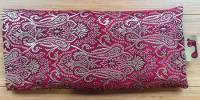 Health & Beauty - Herbal Pillows - Barefoot Yoga - Barefoot Yoga Eye Pillow - Amrita Red