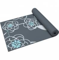 Gaiam - Gaiam Premium Yoga Mat 5mm - Icy Blossom