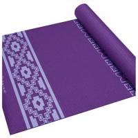 Gaiam - Gaiam Premium 5mm Taos Alignment Yoga Mat