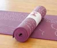 YogaRat - YogaRat Ratmat - Namaste Violet/Lavender