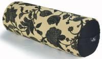 Accessories - Blocks, Bolsters & Wedges - Hugger Mugger - Hugger Mugger Round Bolster - Caramel Lotus