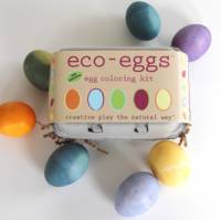 Toys - eco-kids - Eco-Kids Eco-Eggs Egg Coloring Kit
