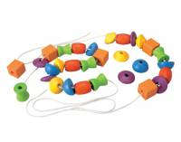 Toys - Baby & Toddler Toys - Plan Toys - Plan Toys Lacing Beads