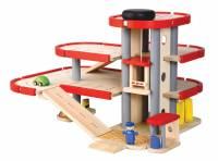 Toys - Baby & Toddler Toys - Plan Toys - Plan Toys Parking Garage