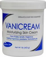 Pharmaceutical Specialties - Pharmaceutical Specialties Vanicream Skin Cream 1 lb