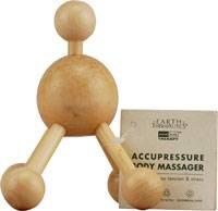 Health & Beauty - Massage & Muscle Tension - Earth Therapeutics - Earth Therapeutics Accupressure Body Massager