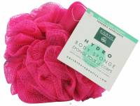 Bath & Body - Scrubs - Earth Therapeutics - Earth Therapeutics Hydro Body Sponge with Hand Strap - Rose