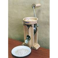 Kitchen - Food Mills & Grinders - Miracle Exclusives - Miracle Exclusives Schnitzer Manual Steel Flaker