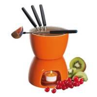Kitchen - Bakeware & Cookware - Frieling - Frieling Chocolate Fondue - Orange
