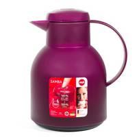Tea - Teapots & Kettles - Frieling - Frieling Samba Quick Press 34 fl oz - Translucent Eggplant