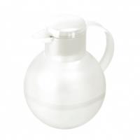 Tea - Teapots & Kettles - Frieling - Frieling Samba for Tea 34 fl oz - Translucent White